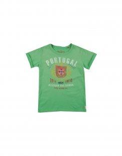 PEPE JEANS Jungen 3-8 jahre T-shirts Farbe Säuregrün Größe 4