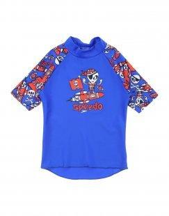 SPEEDO Jungen 3-8 jahre T-shirts Farbe Blau Größe 3