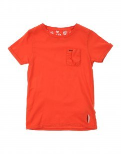 SCOTCH & SHRUNK Jungen 3-8 jahre T-shirts Farbe Rot Größe 2