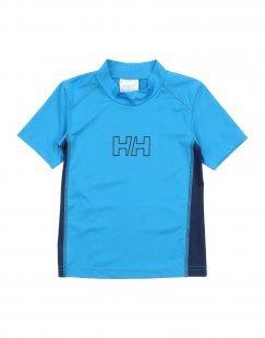 HELLY HANSEN Jungen 3-8 jahre T-shirts Farbe Azurblau Größe 1
