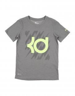 NIKE Jungen 3-8 jahre T-shirts Farbe Grau Größe 4