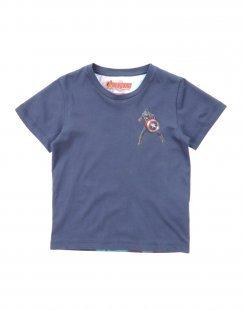 MACCHIA J Jungen 3-8 jahre T-shirts Farbe Dunkelblau Größe 1