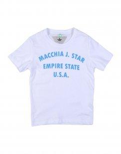 MACCHIA J Jungen 3-8 jahre T-shirts Farbe Weiß Größe 2
