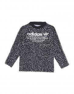 ADIDAS ORIGINALS Jungen 3-8 jahre T-shirts Farbe Schwarz Größe 1