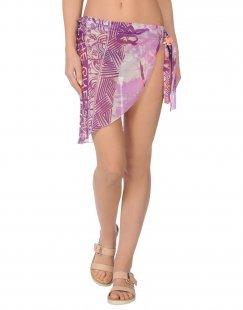 SAVE THE QUEEN! SUN Damen Pareo Farbe Violett Größe 4