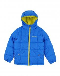 COLUMBIA Jungen 3-8 jahre Jacke Farbe Blau Größe 4