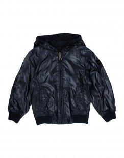 313 TRE UNO TRE Jungen 3-8 jahre Jacke Farbe Dunkelblau Größe 3