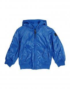 313 TRE UNO TRE Jungen 3-8 jahre Jacke Farbe Azurblau Größe 1