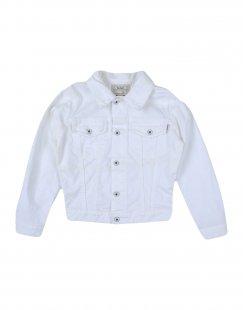 RE-HASH Jungen 3-8 jahre Jacke Farbe Weiß Größe 4