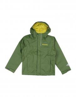 COLUMBIA Jungen 3-8 jahre Jacke Farbe Grün Größe 2