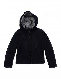 BOMBOOGIE Jungen 3-8 jahre Jacke Farbe Dunkelblau Größe 2