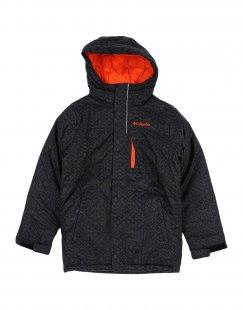 COLUMBIA Jungen 9-16 jahre Jacke Farbe Granitgrau Größe 2