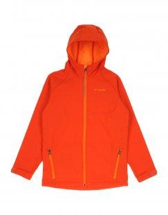 COLUMBIA Jungen 9-16 jahre Jacke Farbe Orange Größe 10