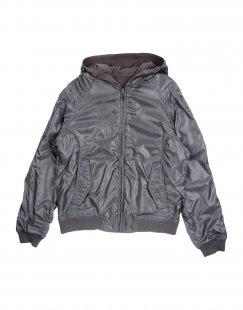 313 TRE UNO TRE Jungen 9-16 jahre Jacke Farbe Blei Größe 4