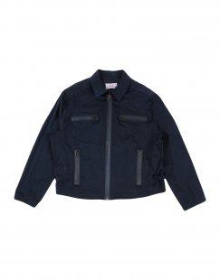 BURANI JUNIOR Jungen 9-16 jahre Jacke Farbe Dunkelblau Größe 7