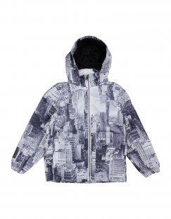 NAME IT® Jungen 9-16 jahre Jacke Farbe Grau Größe 1