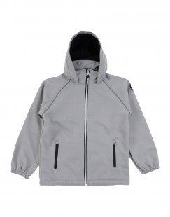 PLAYTECH by NAME IT® Jungen 9-16 jahre Jacke Farbe Grau Größe 2