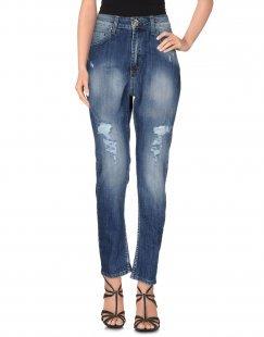 BERNA Damen Jeanshose Farbe Blau Größe 2