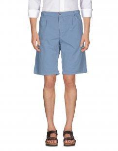 40WEFT Herren Bermudashorts Farbe Himmelblau Größe 5