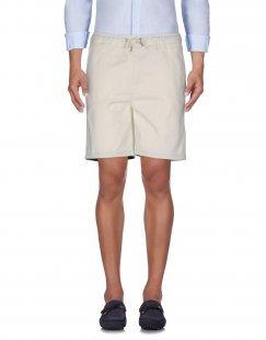 ONTOUR Herren Bermudashorts Farbe Weiß Größe 5