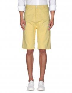 BELLFIELD Herren Bermudashorts Farbe Gelb Größe 4