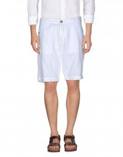 BLAUER Herren Bermudashorts Farbe Weiß Größe 3