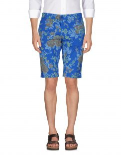 NORTH POLE Herren Bermudashorts Farbe Königsblau Größe 2