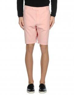 PEDRO DEL HIERRO Herren Bermudashorts Farbe Rosa Größe 2
