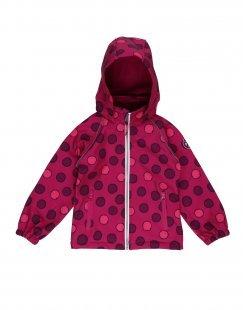 PLAYTECH by NAME IT® Mädchen 3-8 jahre Jacke Farbe Fuchsia Größe 1