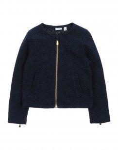NAME IT® Mädchen 3-8 jahre Jacke Farbe Dunkelblau Größe 5