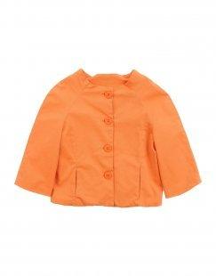 JUCCA Mädchen 3-8 jahre Jacke Farbe Orange Größe 6
