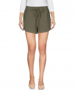 ONLY Damen Shorts Farbe Militärgrün Größe 4
