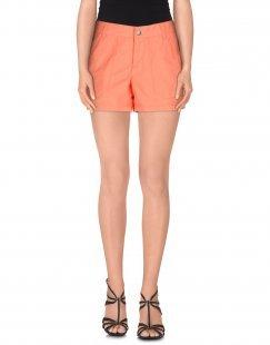 COLUMBIA Damen Shorts Farbe Orange Größe 2