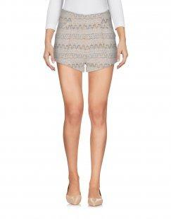 GRACE & MILA Damen Shorts Farbe Beige Größe 6