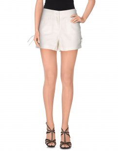 CHARLISE Damen Shorts Farbe Weiß Größe 3