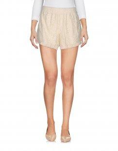 VERO MODA Damen Shorts Farbe Elfenbein Größe 4