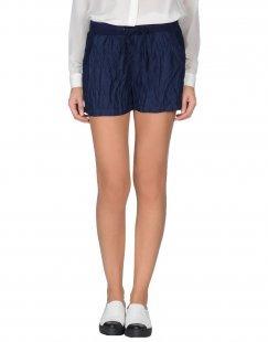 MINIMUM Damen Shorts Farbe Blau Größe 4