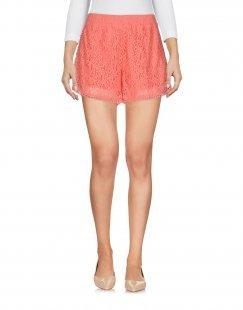 VERO MODA Damen Shorts Farbe Koralle Größe 3