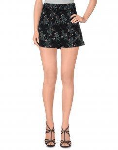 JACQUELINE de YONG Damen Shorts Farbe Schwarz Größe 3