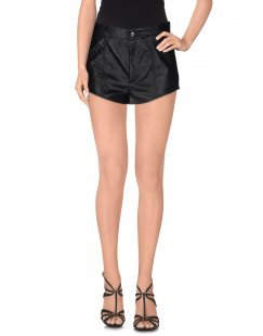 VICOLO Damen Shorts Farbe Schwarz Größe 5
