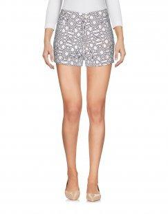 MOTEL ROCKS Damen Shorts Farbe Weiß Größe 5