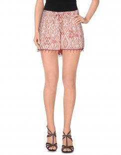 ONLY Damen Shorts Farbe Ziegelrot Größe 6