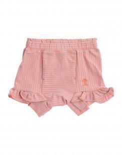 JESSIE AND JAMES Mädchen 0-24 monate Shorts Farbe Orange Größe 3