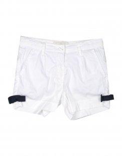 SILVIAN HEACH KIDS Mädchen 3-8 jahre Shorts Farbe Weiß Größe 1
