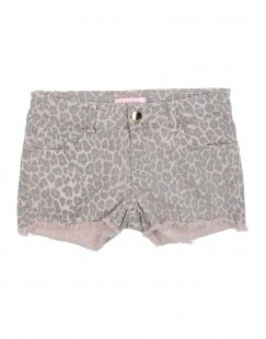 GAUDÌ Mädchen 3-8 jahre Shorts Farbe Grau Größe 6