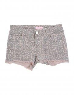 GAUDÌ Mädchen 9-16 jahre Shorts Farbe Grau Größe 6
