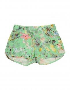 PATRIZIA PEPE Mädchen 9-16 jahre Shorts Farbe Säuregrün Größe 10