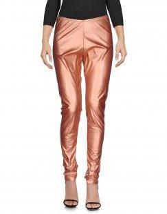ORTYS OFFICINA MILANO Damen Leggings Farbe Kupfer Größe 6