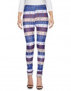PICTURE Damen Leggings Farbe Blau Größe 3