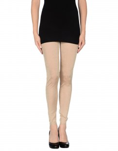 PINKO UNIQUENESS Damen Leggings Farbe Beige Größe 6